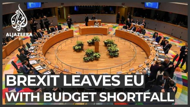 Embedded thumbnail for Will the EU budget grow, shrink or stay the same after Brexit?